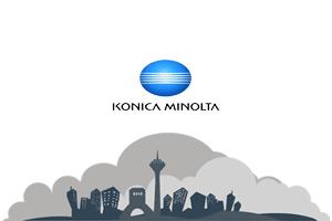 کونیکا مینولتا در تهران