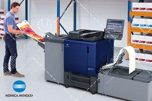 چاپگرهای سری C3080 کونیکا مینولتا